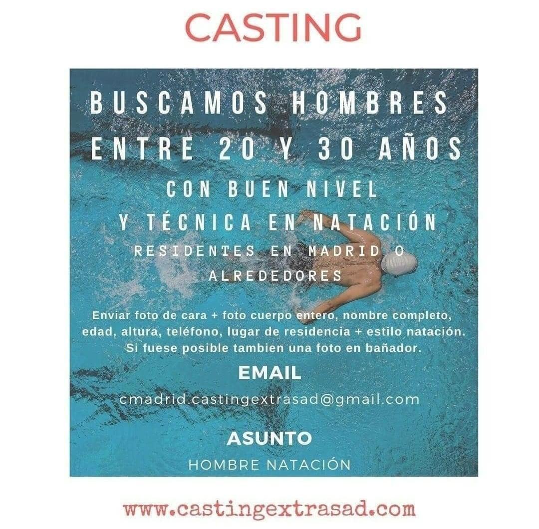 Casting residentes Madrid o alrededores...