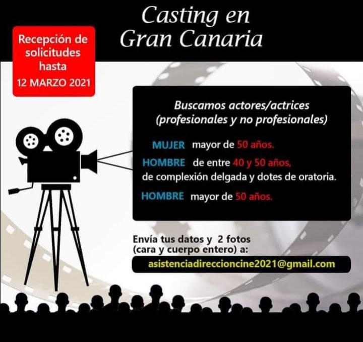 Casting en Gran Canaria...